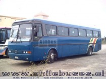 M.Benz Monobloco O-371 / Buses Intercomunal (Internorte)