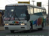 Busscar El Buss 340  - M.Benz / Buses Intercomunal