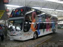 Busscar Panoramico DD - Scania | Buses Elqui Bus