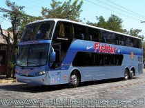 Busscar Panoramico DD - Scania | Buses Nueva Fichtur Vip
