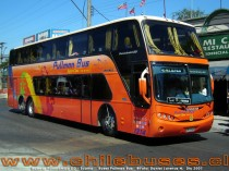 Busscar Panoramico DD - Scania | Buses Pullman Bus