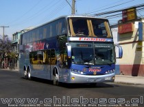 Busscar Panoramico DD - Volvo | Buses Nuevo Fichtur Vip