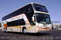 Busscar Panoramico DD - Volvo | Buses Tacc Expreso Norte