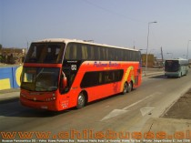 Busscar Panoramico DD - Volvo | Buses Pullman Bus   Busscar Vissta Buss Lo -Scania | Buses Tur Bus