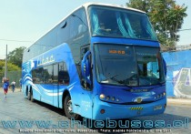 Busscar Panorâmico DD - Volvo | Buses Libac