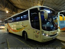Comil Campione 3.45 - M. Benz | Buses Expreso Norte TACC
