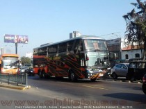 Comil Campione 4.05 HD - Scania | Buses San Andrés