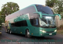 Comil Campione DD - Volvo | Buses Covalle