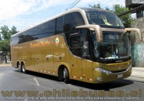 Comil Campione HD - M. Benz | Buses Expreso Norte TACC