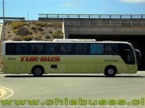Marcopolo Andare Class 1000 - Scania | Buses Tur Bus