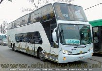 Busscar Panoramico DD - Scania | Buses Libac