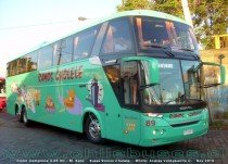 Comil Campione 4.05 HD - M. Benz | Buses Ramos Cholele
