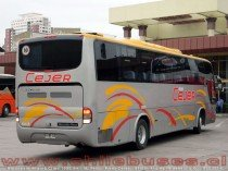 Marcopolo Andare Class 1000 G6 - M. Benz | Buses Cejer