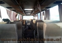 Salon Mercedes Benz O-303 | Bus Particular