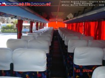Interior Marcopolo Andare Class Clasico S/WC / Buses Ahumada