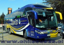 Mascarello Roma 370 - Scania  |   Buses Bus-Sur