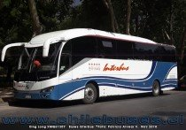King Long XMQ6130Y | Buses Interbus - Servicio Especial
