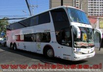Marcopolo Paradiso 1800 DD G6 - Scania | Buses Sol del Pacífico