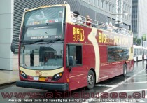 Alexander Dennis Enviro 400 | Buses Big Bus New York (Estados Unidos)