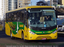 Marcopolo Ideale 770 - M. Benz | Buses Caxiense (Brasil)