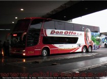 Marcopolo Paradiso 1800 DD - M. Benz | Buses Patagonica Don Otto (Argentina)