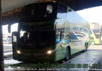 Marcopolo Paradiso 1800 DD G7 - Scania | Buses El Valle (Argentina)
