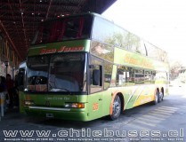 Marcopolo Paradiso GV1800 DD - Volvo | Buses Autotransportes San Juan (Argentina)