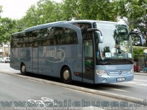 Mercedes Benz Travego | Buses Planet Line (República Checa)