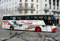 Neoplan Cityliner | Buses Happy Day Bustouristik (Alemania)
