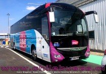Iveco Magelys | Buses Ouibus (Belgica)