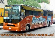 Van Hool CX45 | Buses DC Trails (Estados Unidos)