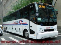 Van Hool CX45 | Buses Suburbans Trails (Estados Unidos)