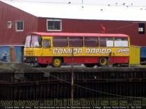 Cuatro Ases - M. Benz | Bus Transformado en local de Comidas (Ancud - X Reg)