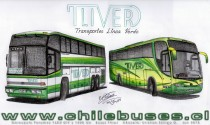Bocetos Marcopolo Paradiso 1400 GIV y 1200 G6 | Buses Tliver