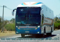 Neobus New Road 360 N10 - Scania | Buses O'higgins Internacional