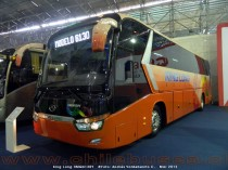 King Long XMQ6130Y | Feria del Transporte ANAC 2012