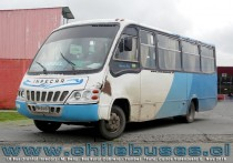 LR Bus (frontal Inrecar) M. Benz | Bus Rural Cabrero - Yumbel
