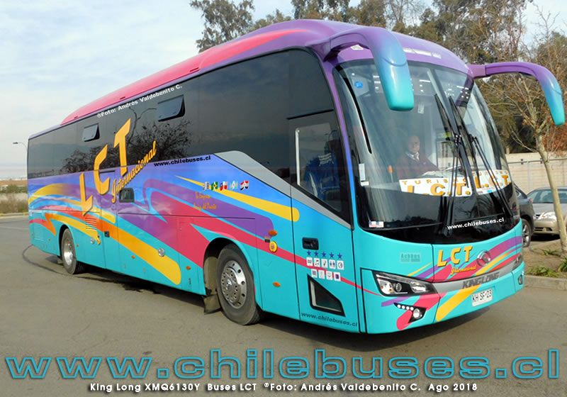 King Long XMQ6130Y | Buses LCT