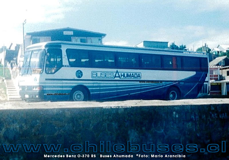Mercedes Benz O-370 RS | Buses Ahumada