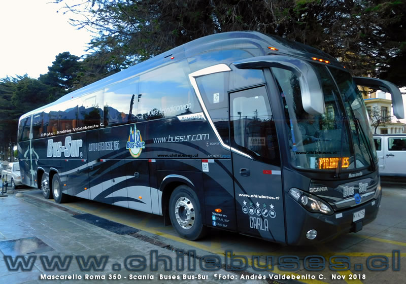 Mascarello Roma 350 - Scania | Buses Bus-Sur