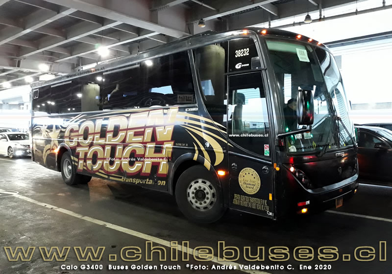 Caio G3400 | Buses Golden Touch (Estados Unidos)