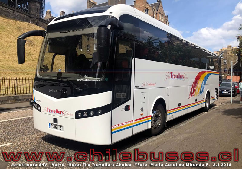 Jonckheere SHV - Volvo | Buses The Travellers Choice (Reino Unido)