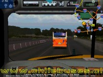 Screenshot Juego 18 WoS Pedal to the Metal / M. Benz Travego Buses Pullman Bus (Ficticio)