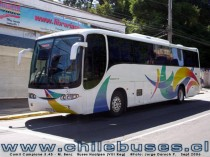 Comil Campione 3.45 - M.Benz  /  Buses Hualpen (VIII Reg)