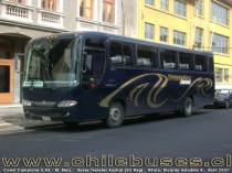 Comil Campione 3. 45 - M. Benz  /  Buses Transfer Austral (Aeropuerto Punta Arenas) XII Reg
