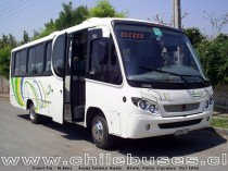 Comil Pia - M. Benz  /  Buses Turismo Quely