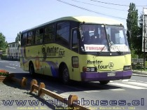 Cuatro Ases - M. Benz  /  Buses Hunter Tour