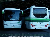 King Long XMQ6996Y - Cummins | Buses Turismo Yanguas