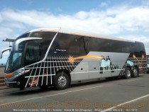 Marcopolo Paradiso 1200 G7 - Scania | Buses M Tur (Uruguay)