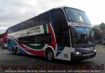 Marcopolo Paradiso 1800 DD G6 - Scania | Buses Luis Coronel (Argentina)